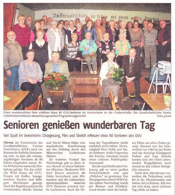GVU-Seniorentag 2012