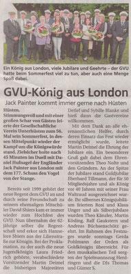 Ein GVU-König aus London...