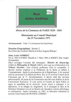Rue Jules Andrieu