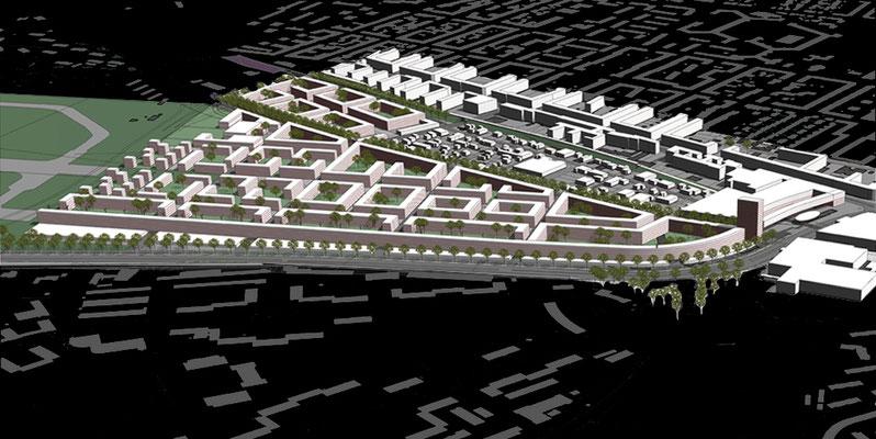 Städtebau Schumacher Quartier Berlin