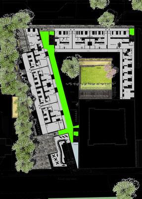 Wohnungsbau Wettbewerb Berlin Neukölln