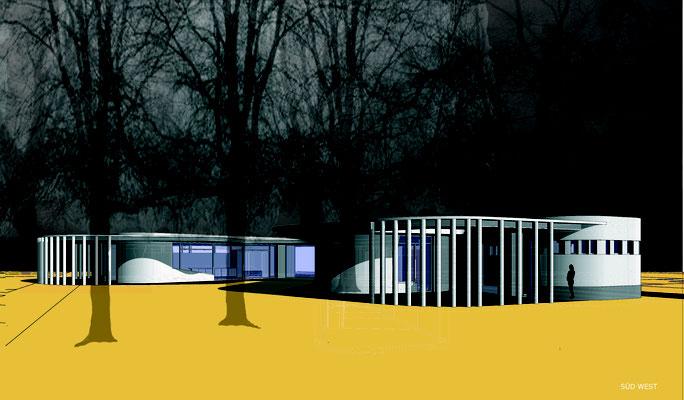 Wohnhaus Berlin Mariendorf