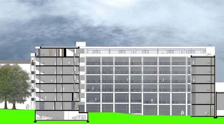 Wohnungsbau Berlin Neukölln