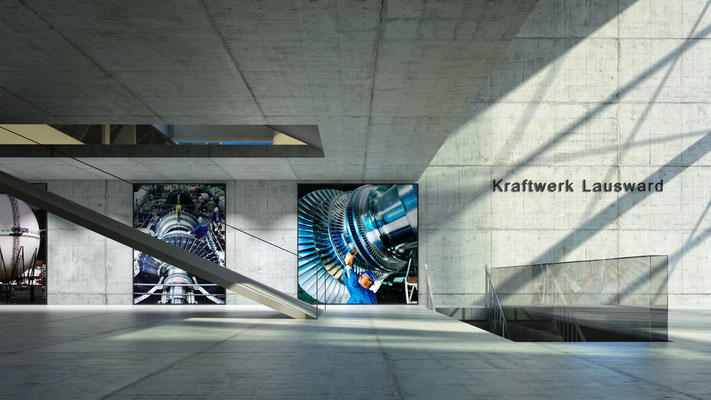 Wettbewerb Kraufwerk Düsseldorf D