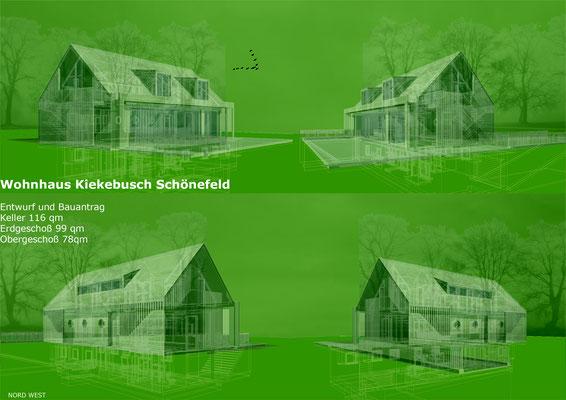 Wohnhaus Kiekebusch Schöneberg