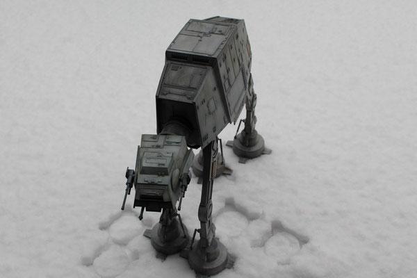 Star Wars - AT AT