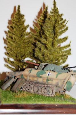 Sd.kfz. 251-22 Ausf.D