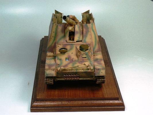 """Sdkfz. 165 """" Hummel"""