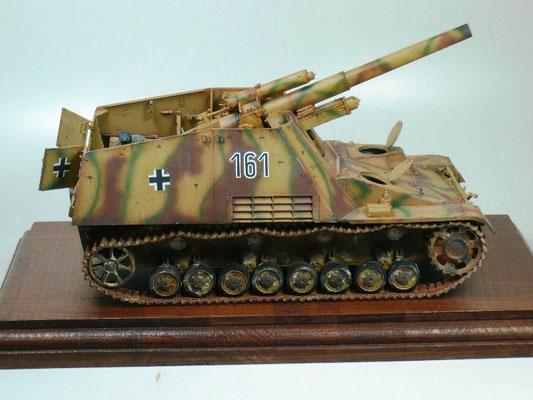 """Sdkfz. 165 """" Hummel """""""