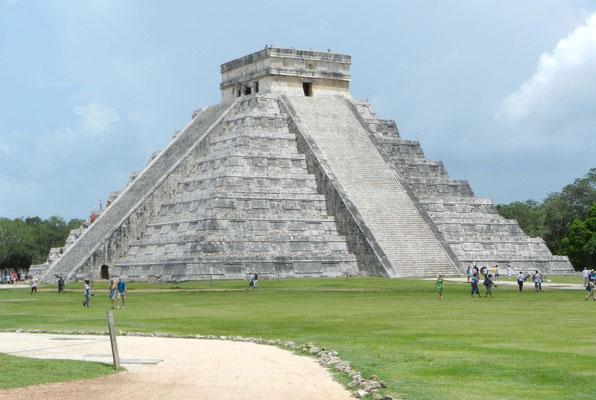 Mexiko, Chicén Itza
