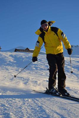 Skifahren in Hoch Ybrig