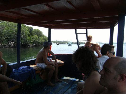 Il safari blu di Federica e Cristian a Mida Creeck in2kenya