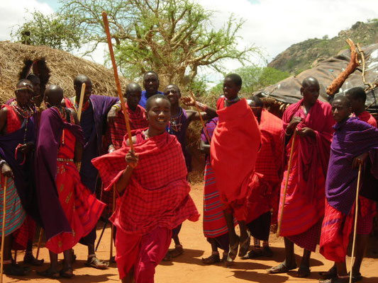 masai kenya tsavo est safari in2kenya