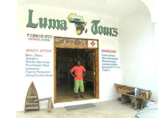 In2kenya Samuel Giovanni Angore Luma Tour & Safaris Watamu