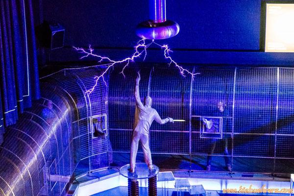Elektrizität und Blitze