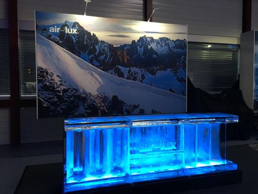 Event Grossanlass Mietmobiliar Eisbar