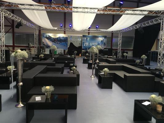 Event Grossanlass Mietmobiliar Turss