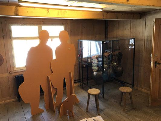 Erlebnisarchitektur Klangewelt Toggenburg Museum Umbau Dekoration