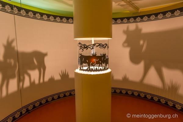 Erlebnisarchitektur Klangewelt Toggenburg Museum Umbau Lichtkino