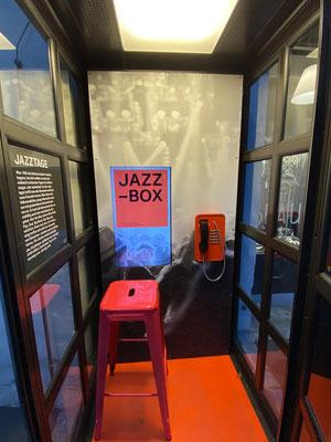 kleinstes Musem der Welt Jazztage Live Kommunikation Event