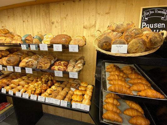 Umbau Bäckerei Rückwand Altholz Dekorativ Architektur