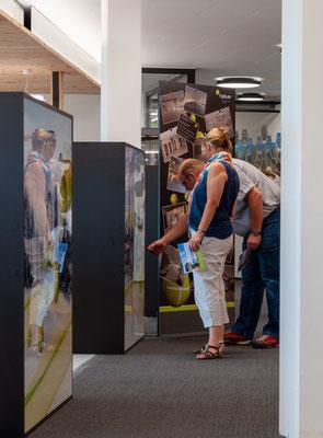 Besucher Wettbewerb mit tollen Preisen