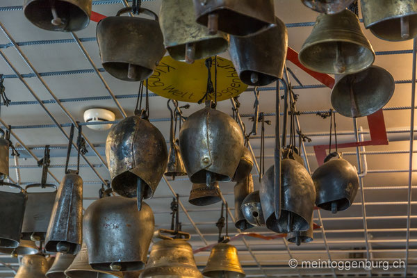 Erlebnis Architektur Museum Klangwelt Umbau Dekoration Glocken