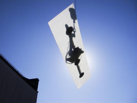 Glasreparatur Dachverglasung - © Glaserei Allgaeuer