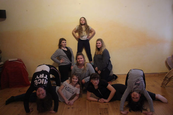 Die Golzower Hip-Hop Girls