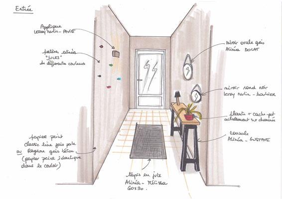 Atelier Inside-projet entrée