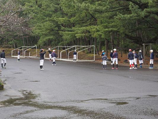 鹿児島ヤングヒーローズ新入部員体験