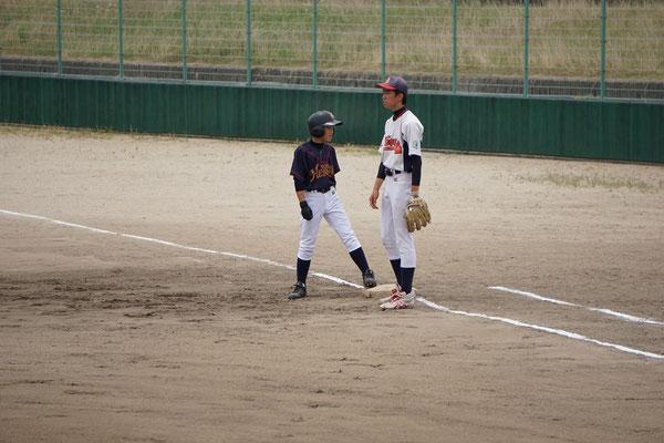 福岡県糸島市曽根野球場