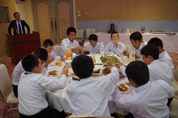 鹿児島ヤングヒーローズ 全日本硬式少年野球連盟 九州支部長 白坂 芳春氏 鹿屋ビッグベアーズ