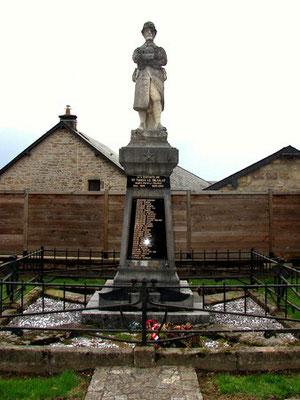 Monuments aux Morts Saint-Yrieix-le-Déjalat 19