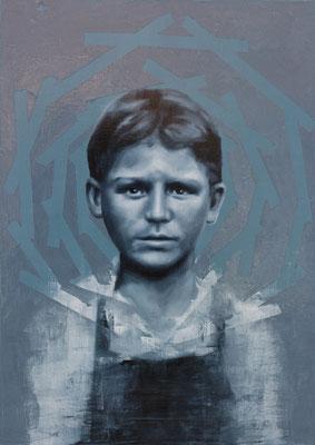 Junge | Öl auf Leinwand | 70 x 50 cm