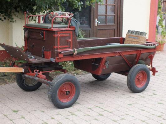 Schweizer Armeewagen Baujahr 1920