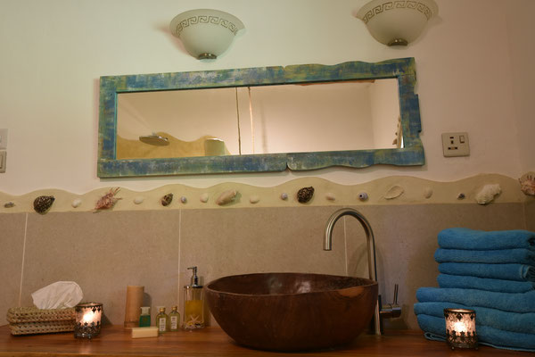 Waschbecken handgemacht jedes ein Unikat
