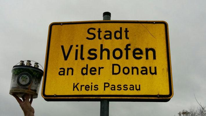 Willkommen in Vilshofen