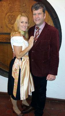 Frau und Herr Heidhoff