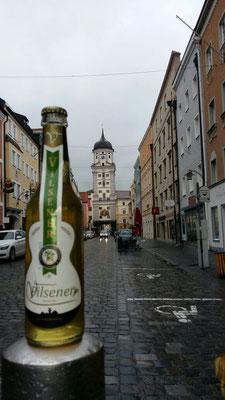 VILSENer PILSENer macht Stadt-Tour