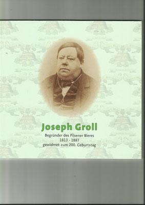 Buch über Joseph Groll