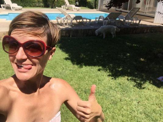 Sara Escudero en El Molino de Morillas