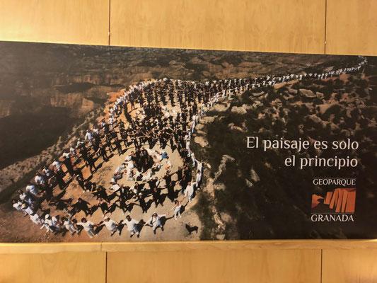 congreso ecoturismo geoparque granada