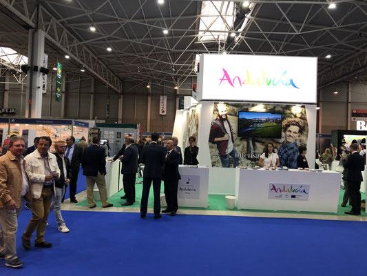 feria tierra adentro Jaén 2018 turismo rural interior