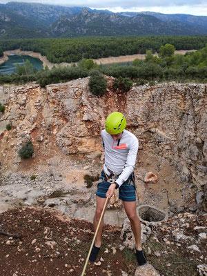 turismo activo ecoturismo altiplano granada escalada