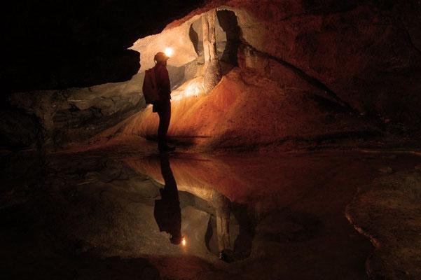 turismo activo ecoturismo altiplano granada espeolologia