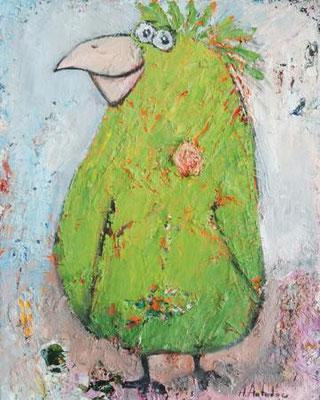 """""""Зеленая птица"""""""