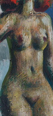 """""""Torso"""". Artist T. Mirzashvili"""