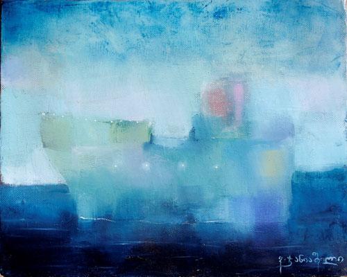 """""""Ship"""". Artist V. Janiashvili"""