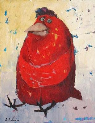 """""""Красная птица"""""""
